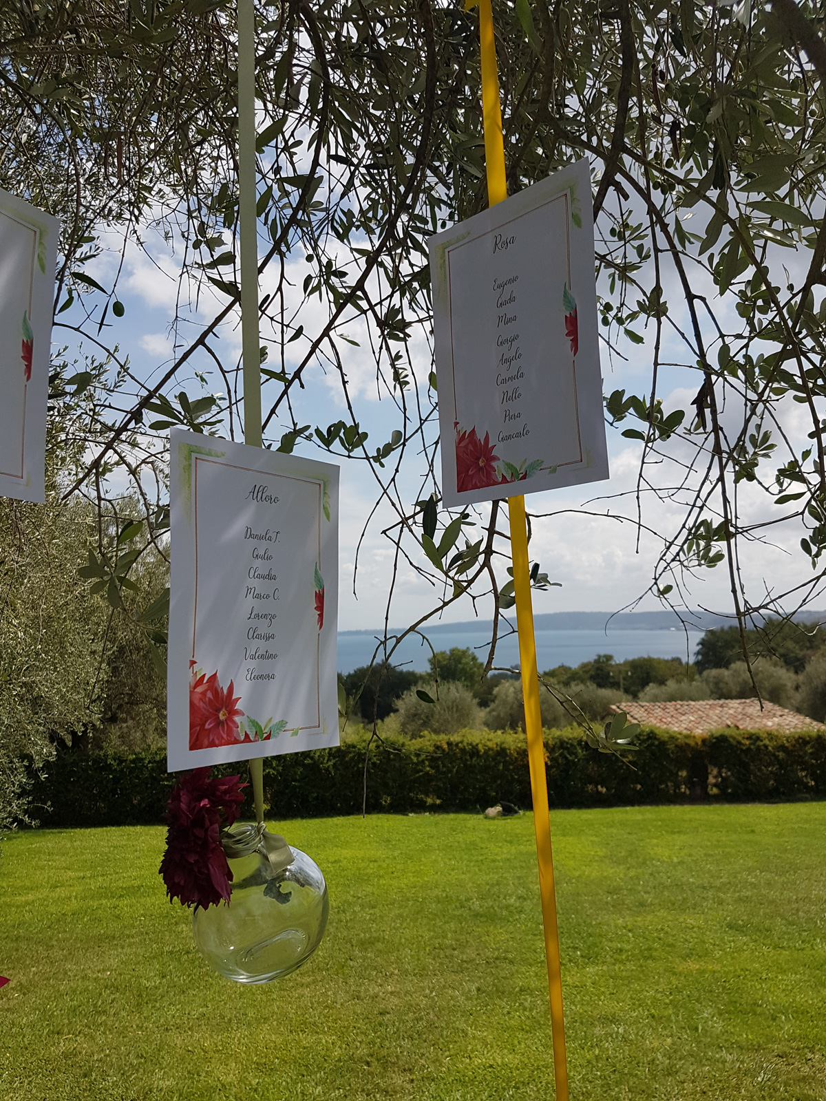 Hanging Decoration wedding