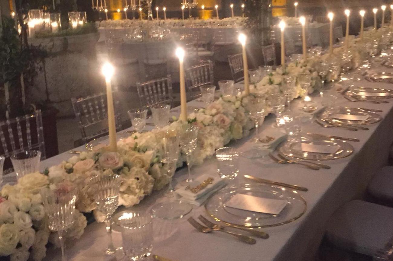 Table Decor Pittafiori